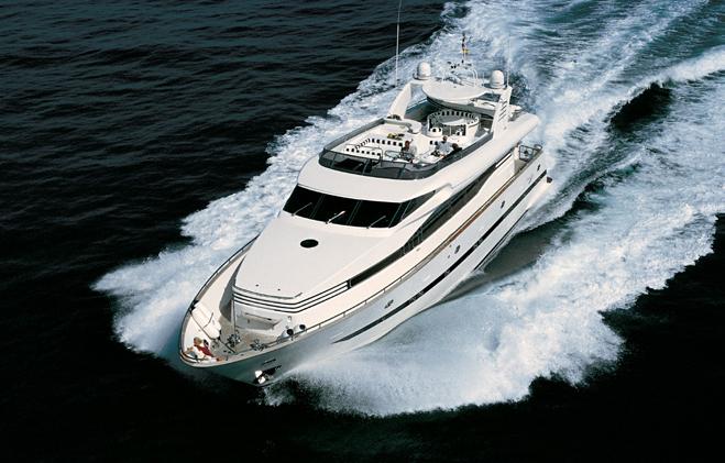 Drettmann Elegance 105 Dynasty (Fly / Motor Yacht)