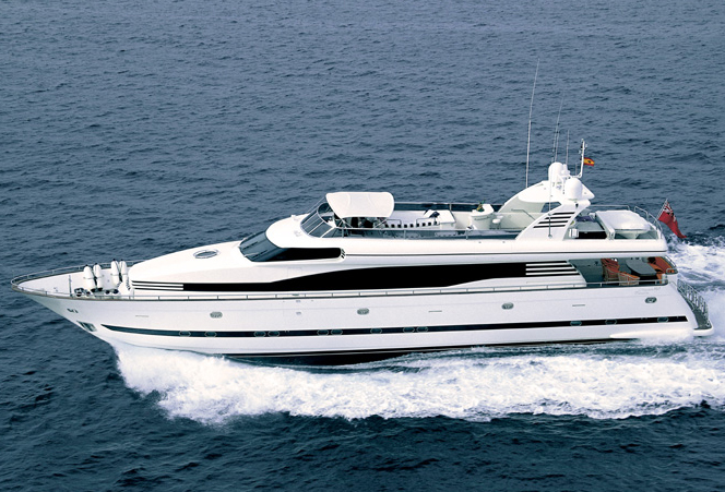 Drettmann Elegance 115 Dynasty (Fly / Motor Yacht)