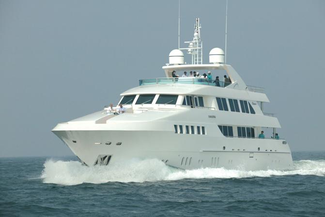 Drettmann Elegance 120 Dynasty (Fly / Motor Yacht)