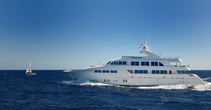 Drettmann Elegance 130 Dynasty (Fly / Motor Yacht)