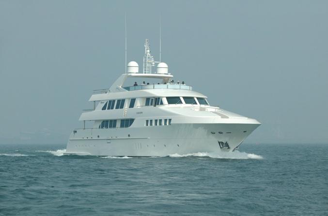 Drettmann Elegance 140 Dynasty (Fly / Motor Yacht)