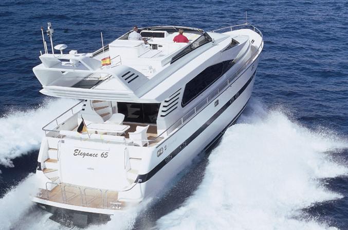 Drettmann Elegance 65 (Fly / Motor Yacht)