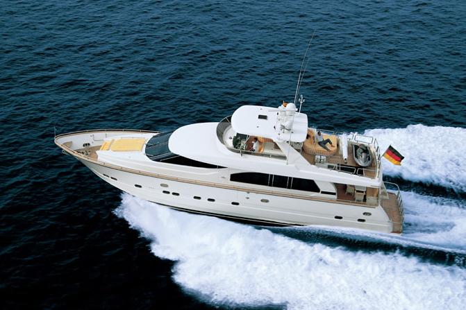 Drettmann Elegance 73 (Fly / Motor Yacht)