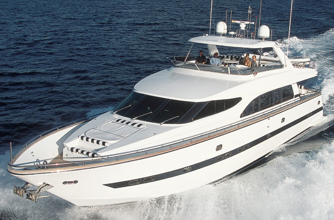 Drettmann Elegance 80 (Fly / Motor Yacht)