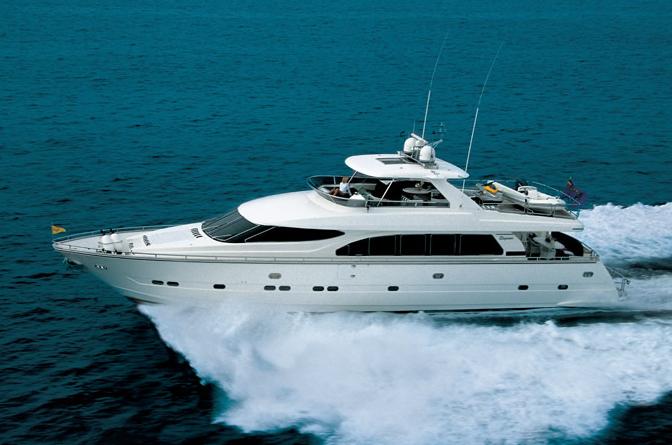 Drettmann Elegance 87 (Fly / Motor Yacht)