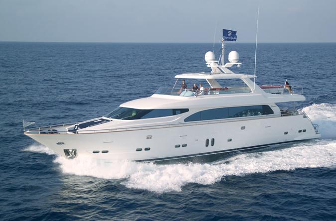 Drettmann Elegance 88 Dynasty (Fly / Motor Yacht)