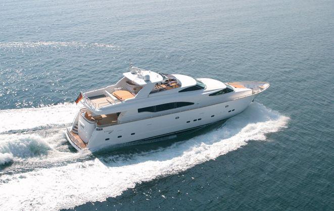 Drettmann Elegance 90 Dynasty (Fly / Motor Yacht)
