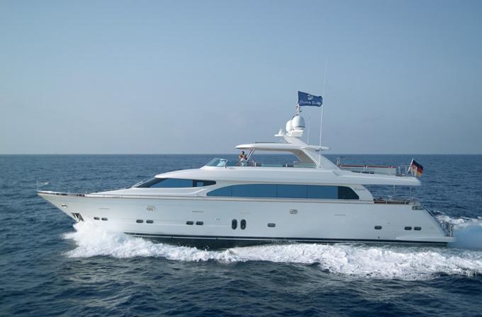 Drettmann Elegance 92 mega (Fly / Motor Yacht)