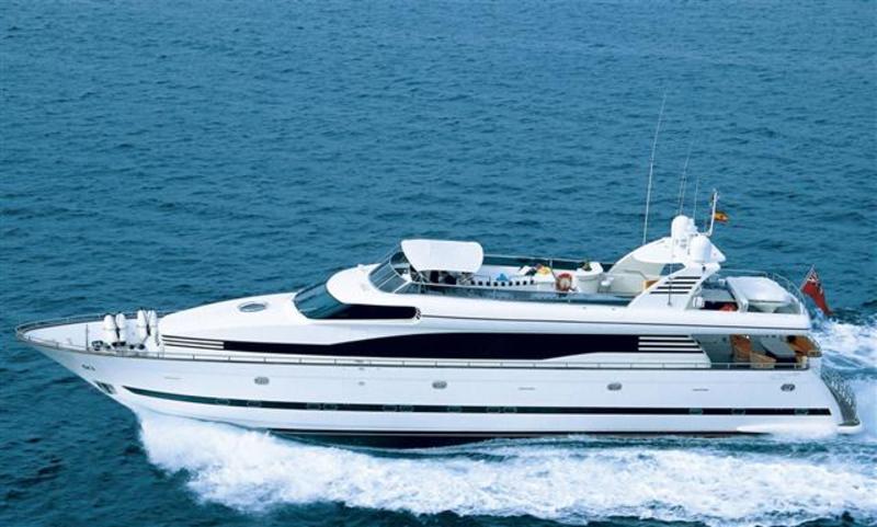 Drettmann Elegance 95 Dynasty (Fly / Motor Yacht)