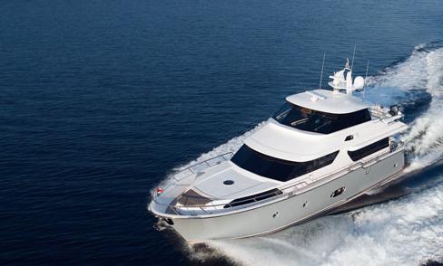 Drettmann Vision 68 (Fly / Motor Yacht)