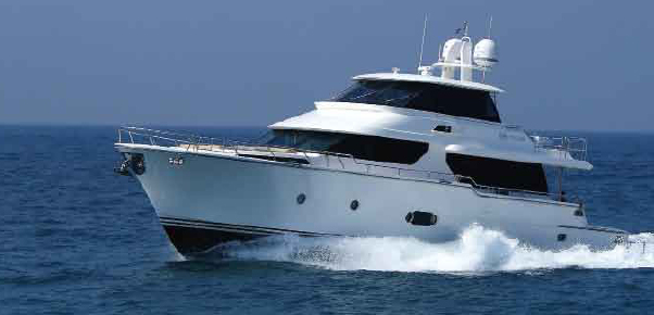 Drettmann Vision 74 (Fly / Motor Yacht)