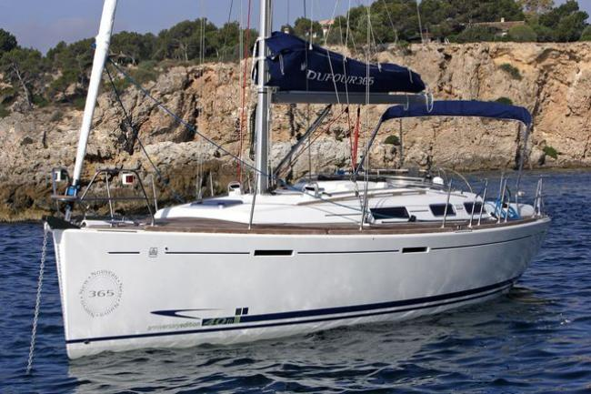 Dufour 365 Grand Large (Sailing Yacht)