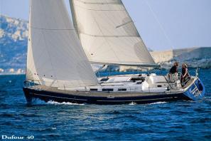Dufour 40 Performance (Sailing Yacht)