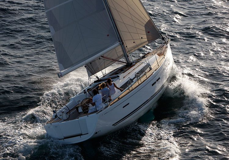 Dufour 405 Grand Large (Sailing Yacht)