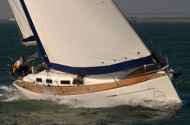 Dufour 425 Grand Large (Sailing Yacht)