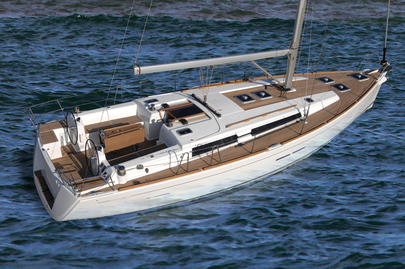 Dufour 445 Grand Large (Sailing Yacht)