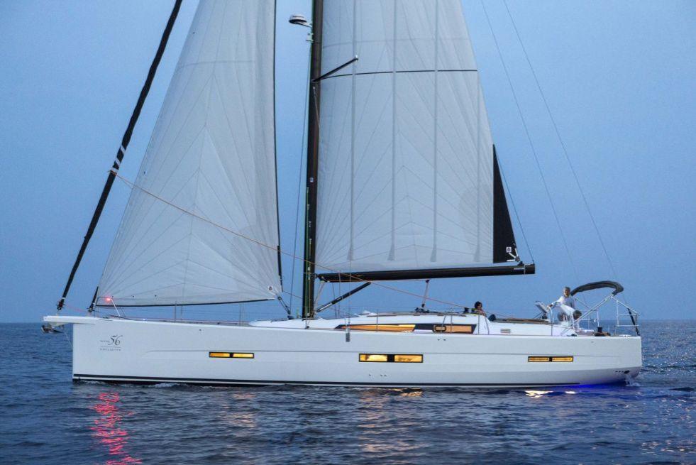 Dufour Exclusive 56 (Sailing Yacht)