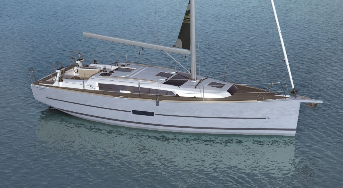 Dufour Grand Large 360 (Sailing Yacht)