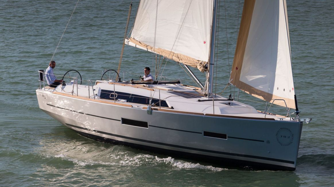 Dufour Grand Large 382 (Sailing Yacht)