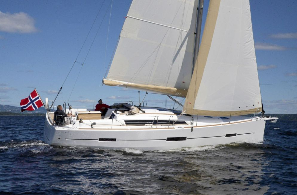 Dufour Grand Large 412 (Sailing Yacht)