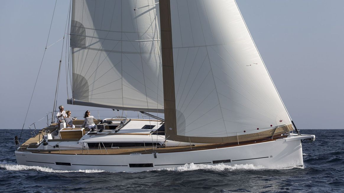 Dufour Grand Large 460 (Sailing Yacht)