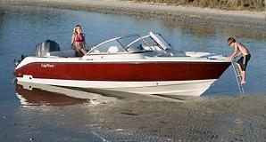 EdgeWater 205 CX Crossover (Pêche Promenade)