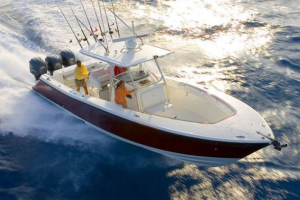 EdgeWater 388 CC (Pêche)