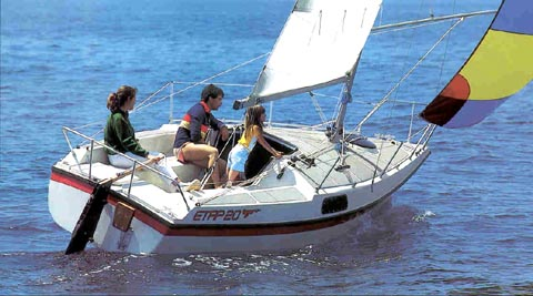 ETAP Yachting Etap 20 (Voilier)