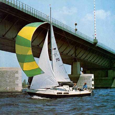 ETAP Yachting Etap 22 (Voilier)
