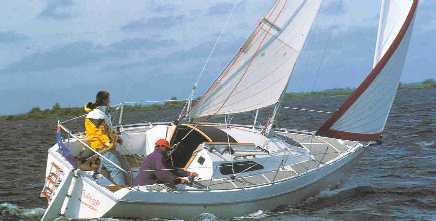 ETAP Yachting Etap 23iL (Voilier)