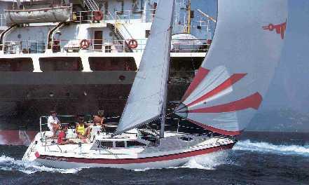 ETAP Yachting Etap 28i (Voilier)