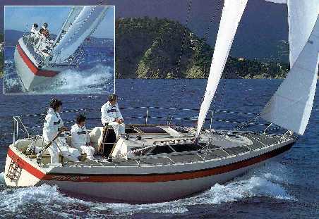 ETAP Yachting Etap 30 (Voilier)