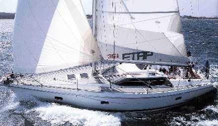 ETAP Yachting Etap 35i (Sailing Yacht)