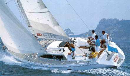 ETAP Yachting Etap 38i (Sailing Yacht)