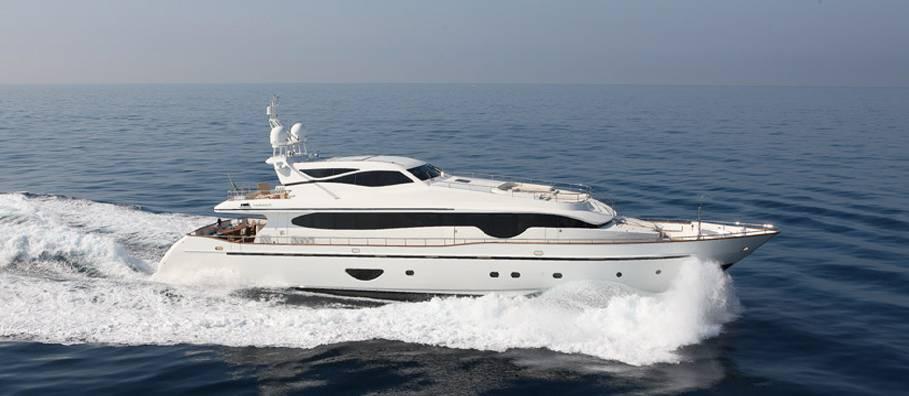 Euroyacht Planet 125 (Motor Yacht)