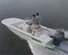 Everglades Boats 180CC (Pêche Promenade)