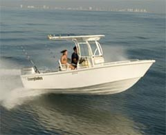 Everglades Boats 211CC (Fisher)