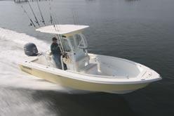 Everglades Boats 223CC (Pêche)