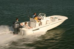 Everglades Boats 230CC (Day Open)