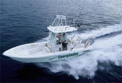 Everglades Boats 243CC (Pêche)