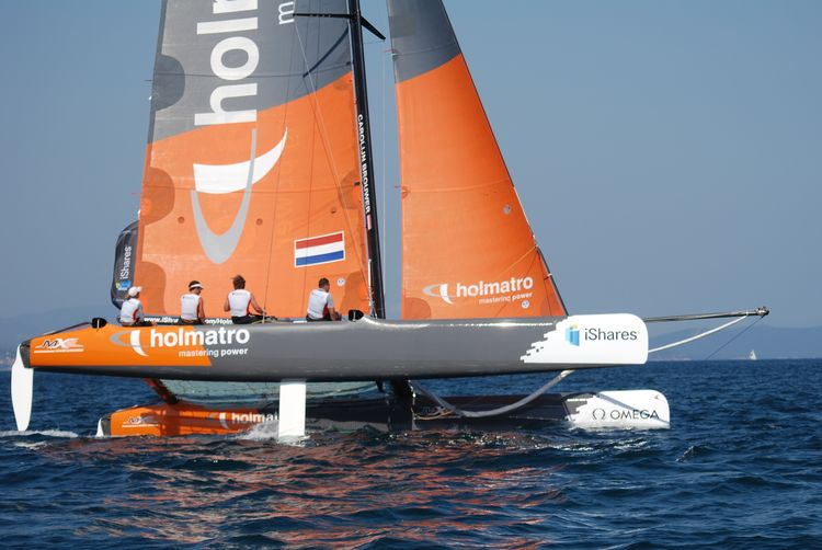 TornadoSport Extreme 40 <strong>Holmatro</strong> (Voilier)