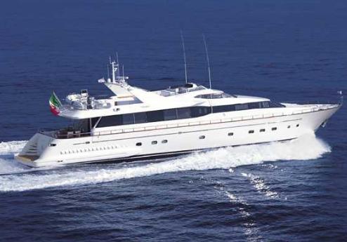 Falcon 100 (Motor Yacht / Fly)