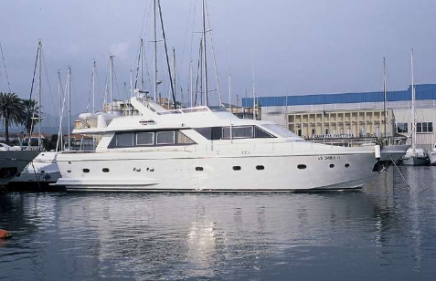 Falcon 73 (Motor Yacht / Fly)