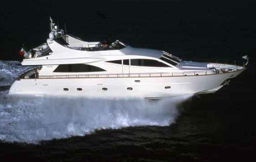 Falcon 80 (Fly / Motor Yacht)