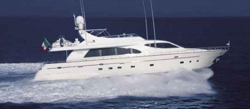 Falcon 86 (Fly / Motor Yacht)