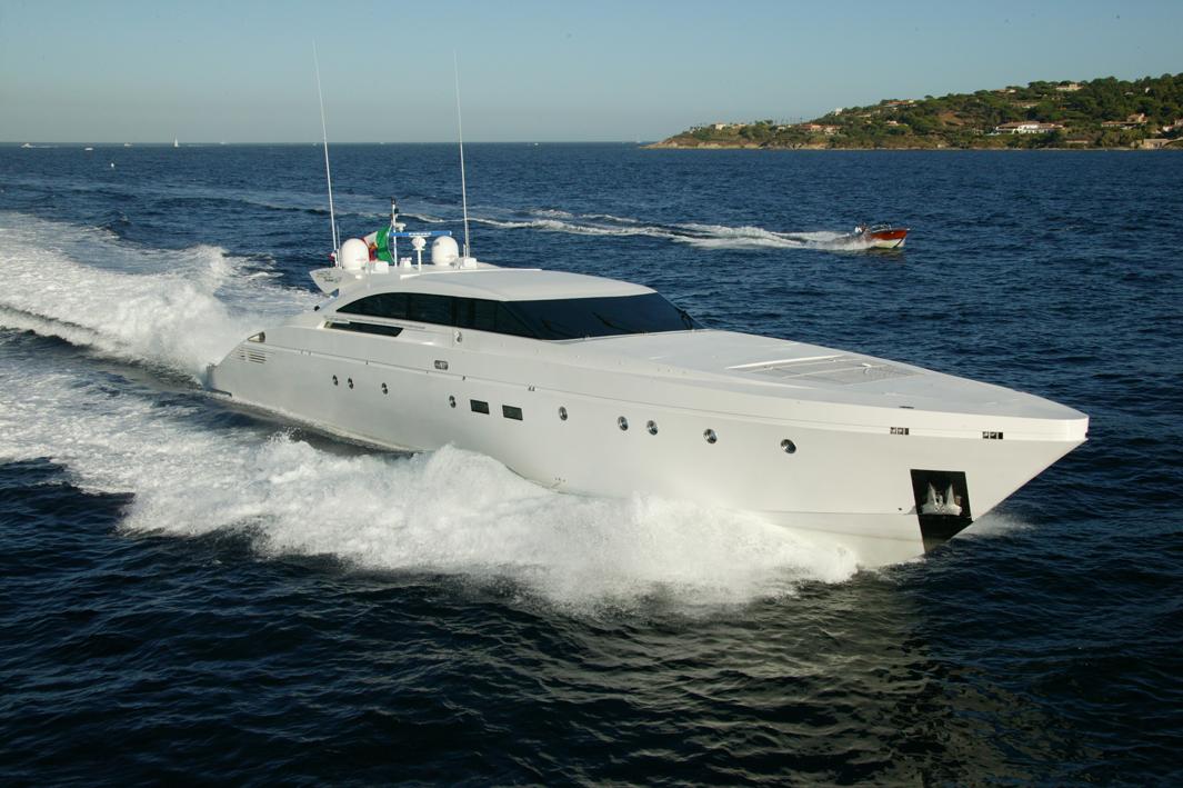 Fashion Yachts 116 (Motor Yacht)