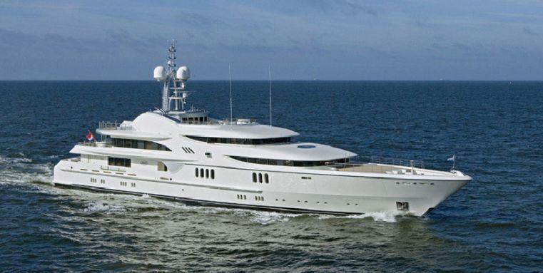 Feadship <strong>Anna</strong> (Motor Yacht)