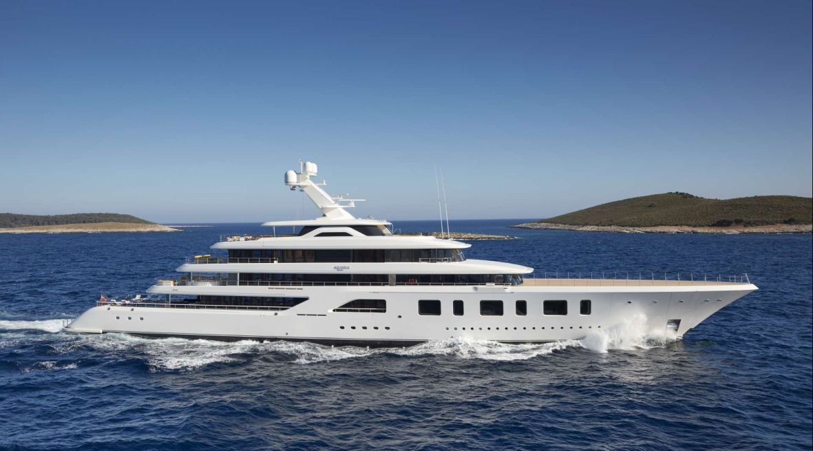 Feadship <strong>Aquarius</strong> (Motor Yacht)