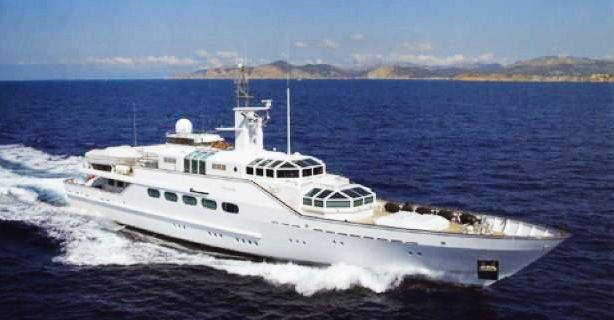 Feadship <strong>Lionwind - ex Azteca</strong> (Motor Yacht)