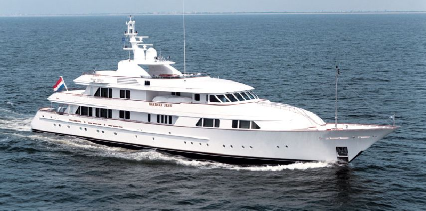 Feadship <strong>Hampshire -ex Barbara Jean</strong> (Motor Yacht)